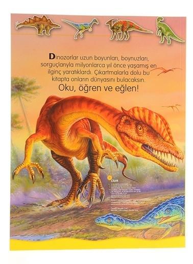 Çiçek Yayıncılık 1000 Dinozor Renkli